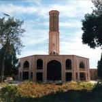 شاخصه های معماری سنتی یزد