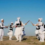 رقص چوب سیستانی