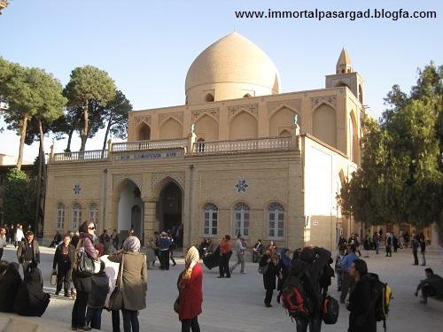 کلیسای وانک اصفهان(فرستاده شده از:احسان)