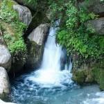 آبشار  خامی باشت (رود رونه)- چرام
