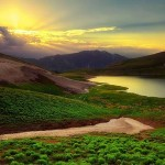 دریاچه کوه دالامپر – اشنویه
