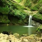 آبشار سنگ نو – بهشهر