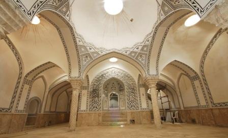 حمام حاج شهبازخان – کرمانشاه