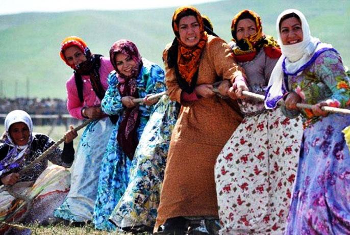 لباس محلی آذربایجان شرقی2