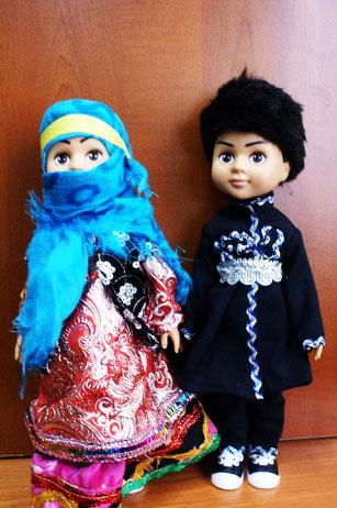 لباس محلی آذربایجان شرقی3