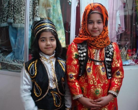 لباس محلی آذربایجان شرقی4