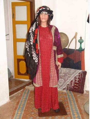 لباس محلی بوشهر4