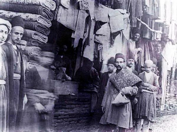 لباس محلی تهران1