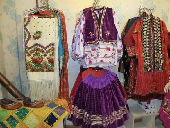 لباس محلی خراسان رضوی4