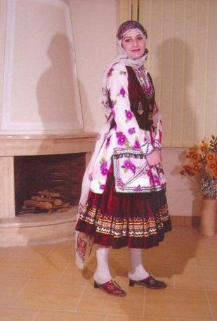 لباس محلی مازندران7