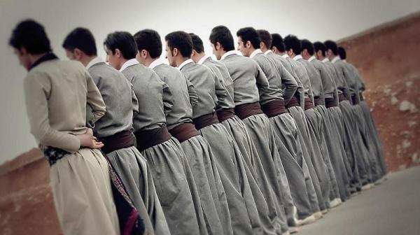لباس محلی کردستان1