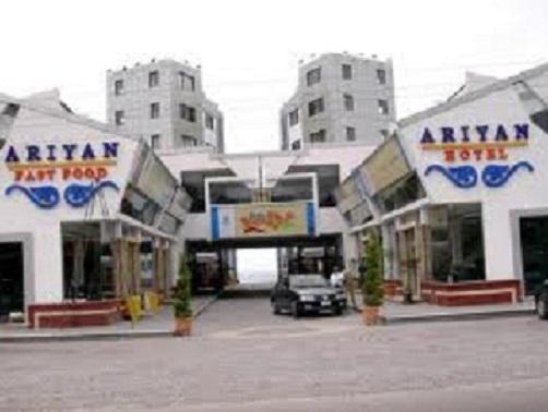 هتل آریان نور مازندران1