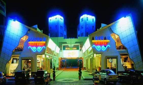 هتل آریان نور مازندران2