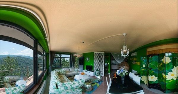 هتل  بام سبز مازندران1