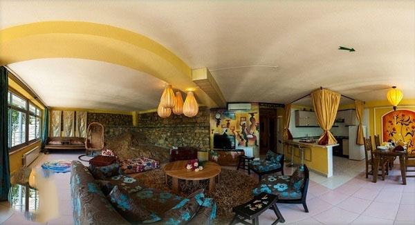 هتل  بام سبز مازندران3