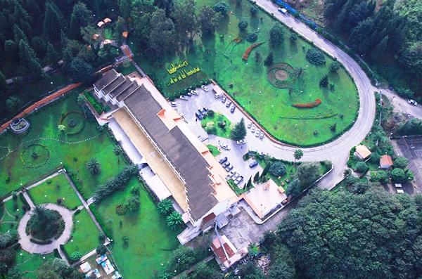 هتل سالار دره مازندران2