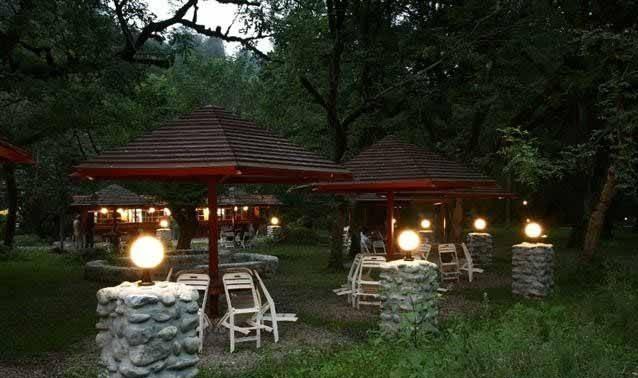هتل چالدره مازندران