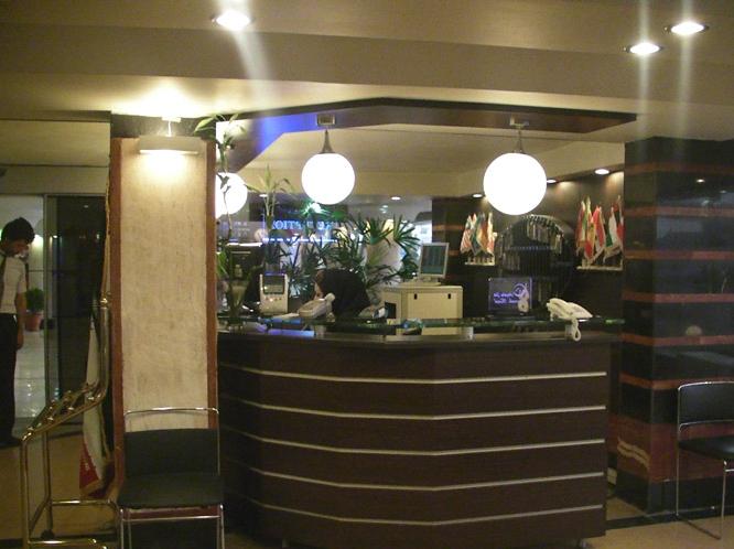 هتل کوروش مازندران2