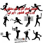 تبیین استراتژی گردشگری ورزشی کشور (ایران)