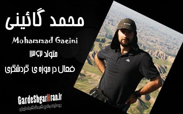 Mohammad Gaeini(www.gardeshgariiran.ir)