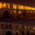 ساعت زمین و محوطههای میراث جهانی ایران