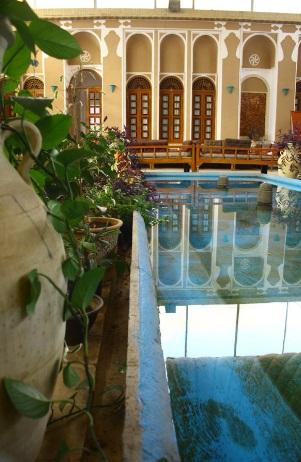 هتل سنتی مظفر یزد2
