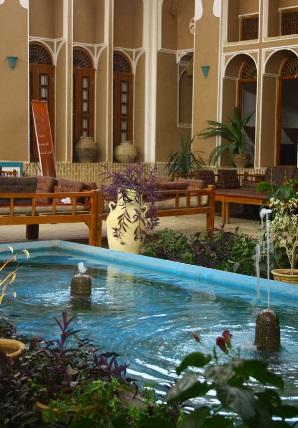 هتل سنتی مظفر یزد3