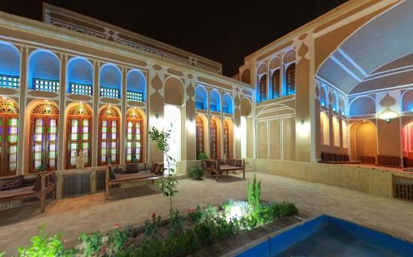 هتل سنتی مظفر یزد4