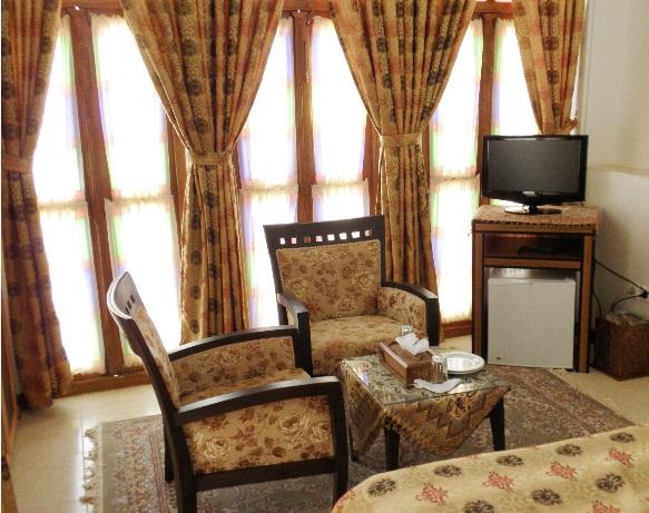 هتل سنتی مظفر یزد5