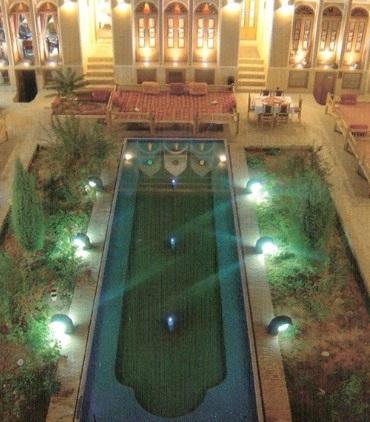 هتل سنتی مهر یزد1