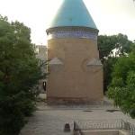 مقبره حمد الله مستوفی – قزوین