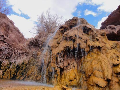 آبشار رسوبی شواز کهنه
