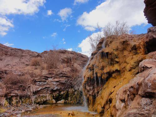 آبشار رسوبی شواز کهنه3