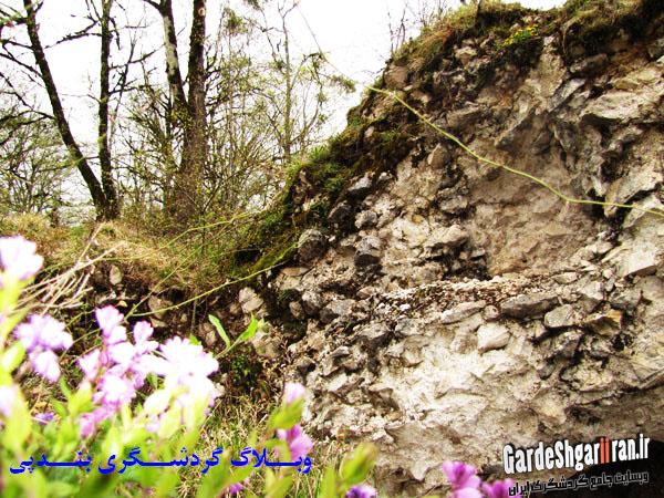 خرابه های قلعه فریدون (فرستاده شده از:حیدر آقاگلی)