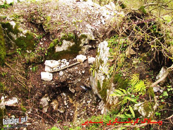 خرابه های قلعه فریدون8