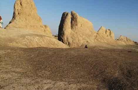قلعه سام – زاهدان