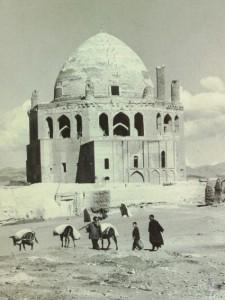 گنبد سلطانیه از گذشته تا حال