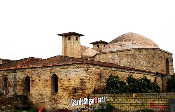 مسجد فرح آباد ساری46