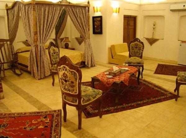 هتل  ابیانه کاشان2