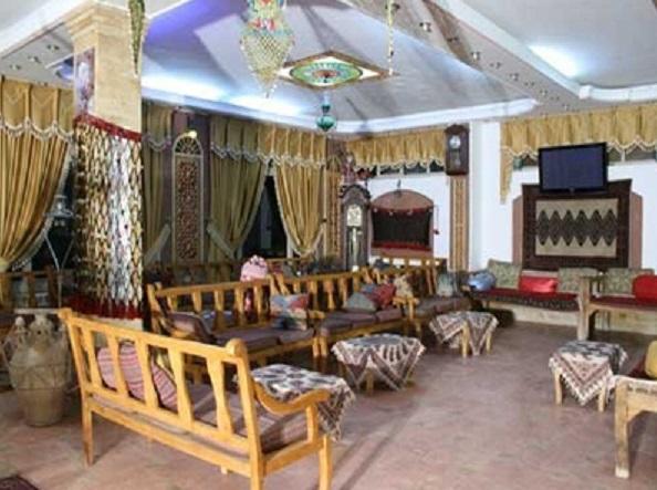 هتل  ابیانه کاشان3