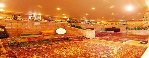 هتل  ابیانه کاشان5