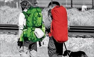 گردشگری کولهپشتی؛ همراه با جامعه محلی