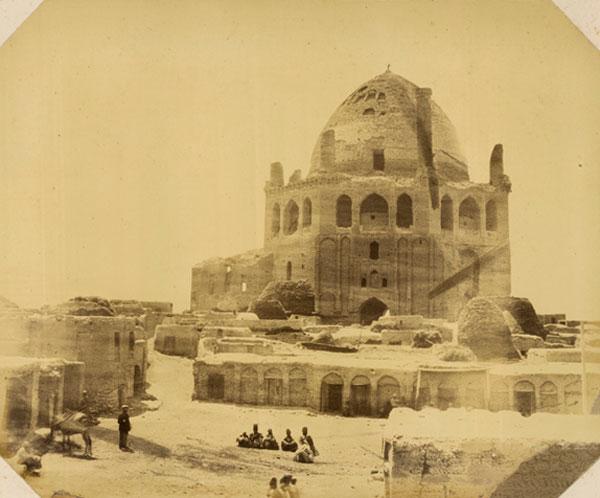گنبد سلطانیه 1252