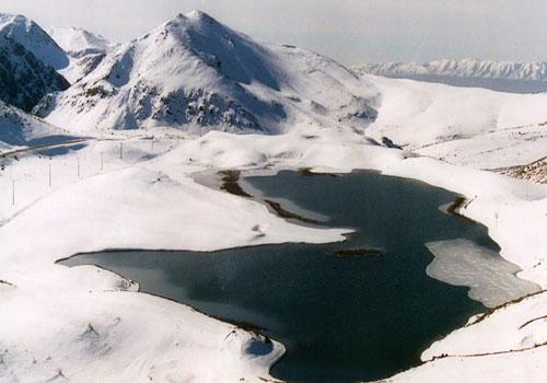 دریاچه شش پیر