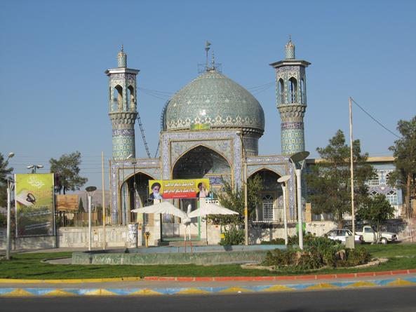 امامزاده حسن(ع)- فسا
