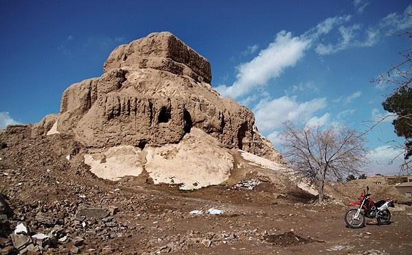 قلعه اردشیر 1