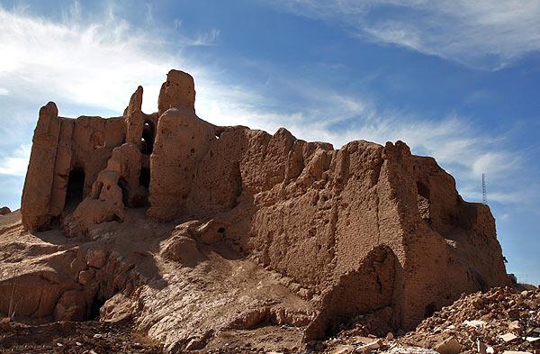 قلعه اردشیر 4