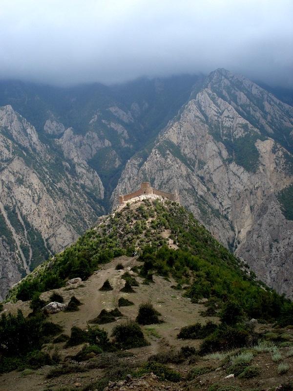 قلعه کنگلو خطیرکوه – استان مازندران