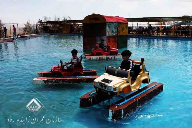 دهکده فرهنگی تفریحی زاینده رود1(www.gardeshgariiran.ir)