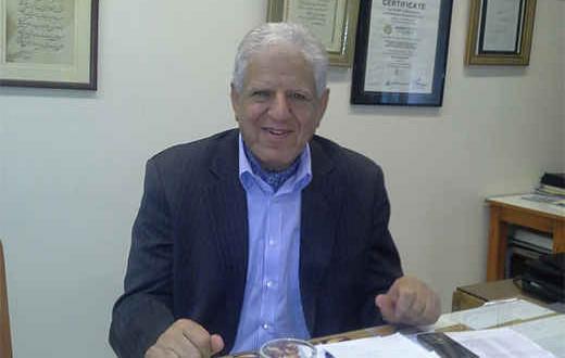 دکتر امامی کارآفرین برتر صنعت گردشگری